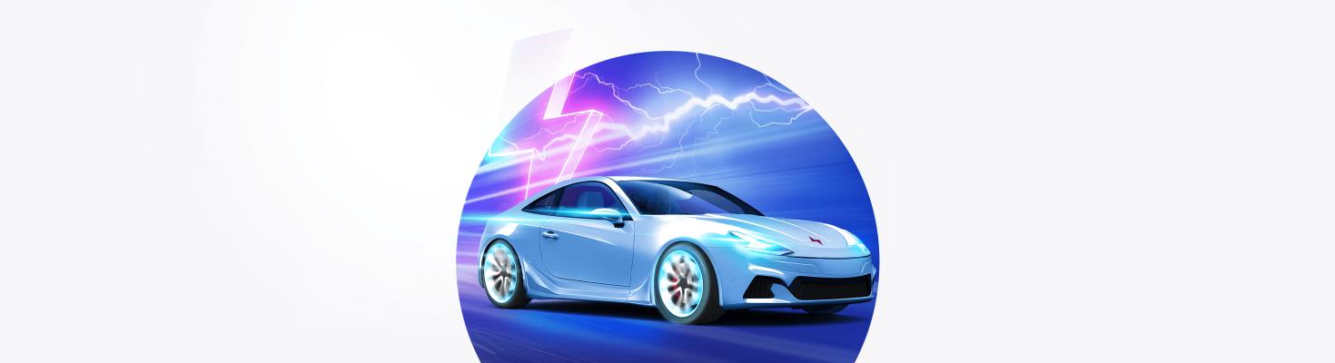 Кредит на покупку электромобиля