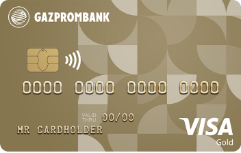 Умная карта Visa Gold